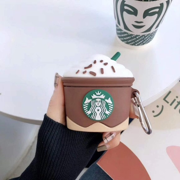 🆕Starbucks | Iced Frappe Airpod Case 2019 Release